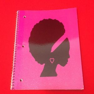 Other - Glitter Purple / Pink Notebook